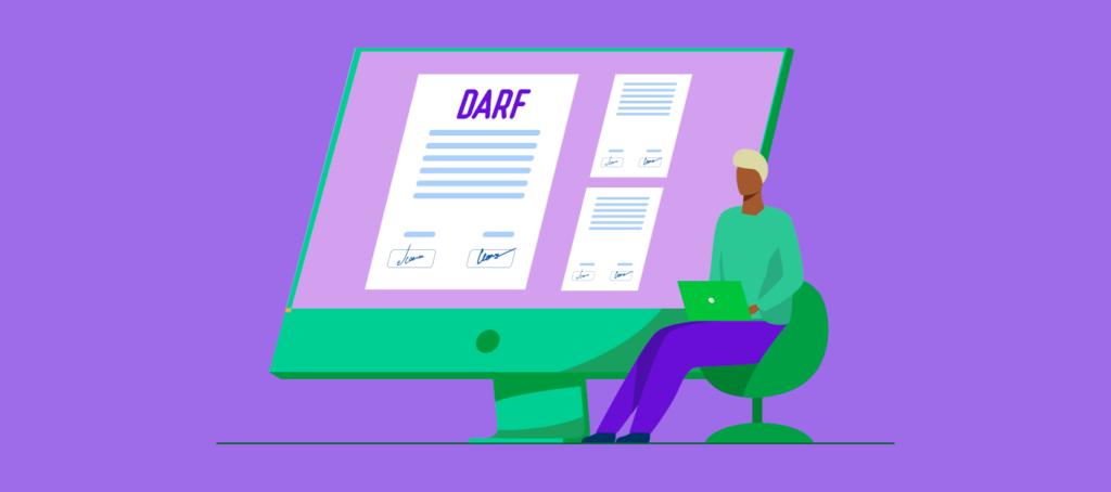 Fazendo o pagamento da darf online