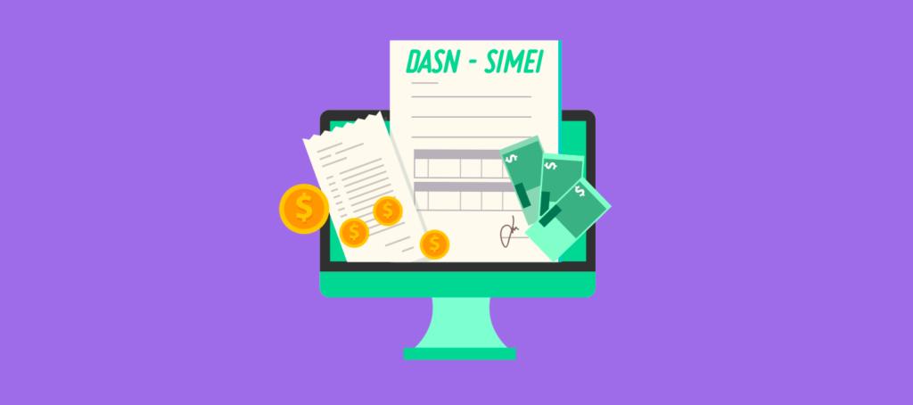 Fazendo a Declaração anual de faturamento  DASN - SIMEI